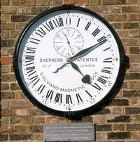 The Shepherd Gate Clock